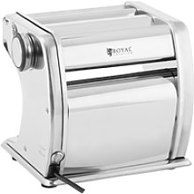 Royal Catering Pasta Machine - 17.5 cm - 0.5 to 3