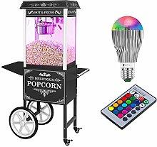 Royal Catering Popcorn Machine Retro Popcorn Maker