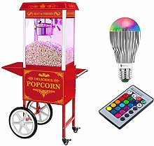 Royal Catering Popcorn Machine Retro Popcorn Maker