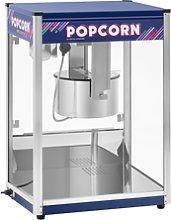Royal Catering Popcorn Maker Blue - 16 oz - XXL