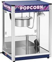 Royal Catering Popcorn Maker Blue - 8 oz RCPR-1350