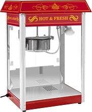 Royal Catering Popcorn Maker Red â US Design