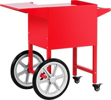 Royal Catering Popcorn trolley 51 x 37 cm RCPT-16E