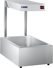 Royal Catering Portable Food Warmer - 500 W - GN