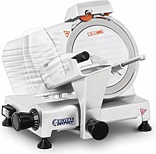 Royal Catering - RCAM 220PRO - Meat Slicer - 0 to