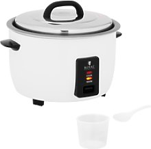 Royal Catering Rice Cooker - 10 L - 1,550 W
