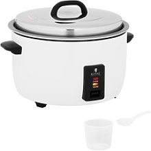 Royal Catering Rice Cooker - 19 L - 2,650 W