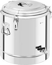 Royal Catering Stainless Steel Thermos Container -
