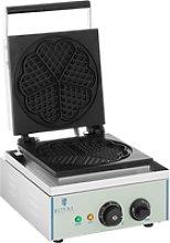 Royal Catering Waffle Maker - 1500 Watts -