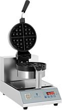 Royal Catering Waffle Maker with LED - Rotatable -