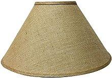 Royal Designs, Lamp Shade, Fabric, Burlap