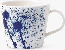 Royal Doulton Pacific Porcelain Splash Mug, Blue,