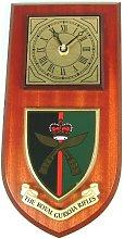 Royal Gurkha Rifles Wall / Mess Clock