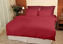 Royal Linen 100% Cotton Bed Sheets Cooling,