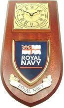 Royal Navy Wall / Mess Clock