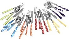 Royst 24 Piece Cutlery Set, Service for 6 August
