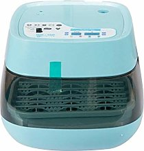 ROYWY 16 Slots Small Size Egg Bird Incubator Home