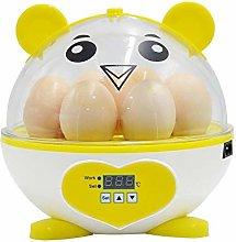 ROYWY 7 Eggs Mini Digital Incubators Chicken Goose