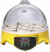 ROYWY 7 Eggs Semi Automatic Mini Digital