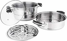 ROYWY EOVL Induction Safety Stainless Steel Large