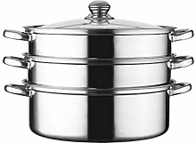 ROYWY Induction Safety Stainless Steel Large