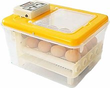 ROYWY Mini Egg Incubator Automatic Digital 12-16