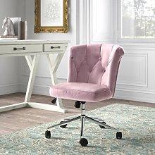 Roze Ergonomic Desk Chair Blue Elephant