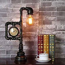 RRB Table lamp Country Retro Industrial Style