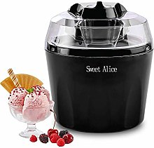 RspvD ice cream maker with removable mixing unit