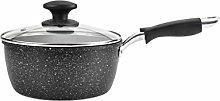 RSWLY Maifan Stone Milk Pot, Non-stick Frying Pan,