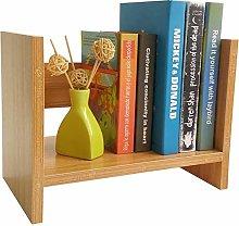 RSWLY Single-layer Wood Universal Storage Shelf -