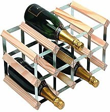 RTA 12 Bottle Traditional Wine Rack-Fully