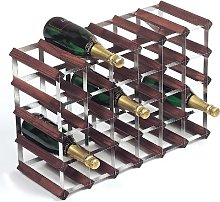 RTA 30 Bottle Traditional Wine Rack-Fully