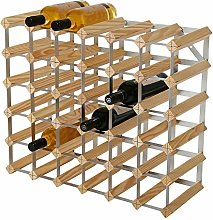 RTA 36 Bottle Traditional Wine Rack-Kit-Natural