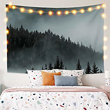 RTEAQ Tapestry Beautiful Natural Forest Printed