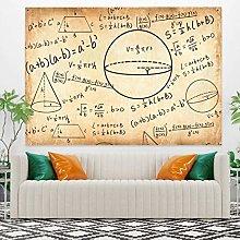 RTEAQ Tapestry Statistics Formula Math Equation