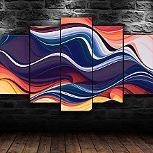 RTFGF Canvas Wall Art Print For Home Decor Modern