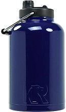 RTIC Jug, 1 gallon, Navy Blue, Vacuum Insulated
