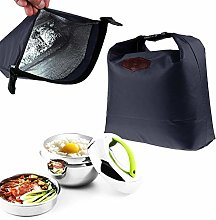 RTUGHU Handbag Tote Lunch Bags Portable Insulated