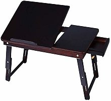 RTUTUR Foldable Laptop Desk Lap Desk,Dining