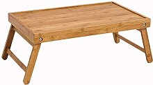 RTUTUR Foldable Laptop Desk Lap Wooden Desk,Laptop