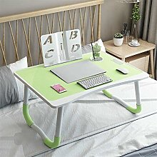 RTUTUR Small Table Folding Tables Study Table Desk