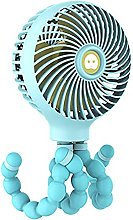 RTYU Battery Operated Personal Desk Fan with