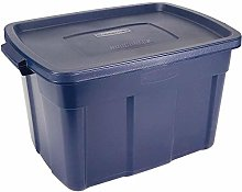 Rubbermaid 25 Gallon Roughneck Storage Container,