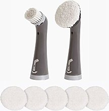 Rubbermaid Cleaning Power Scrubber Brush Polish