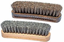 Rubberneck Shoe Brush Set Shoe Care Brushes from