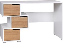 Rubinstein Computer Desk Mercury Row Colour: