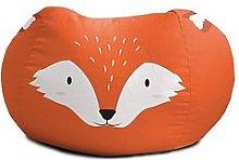 Rucomfy Fox Animal Bean Bag