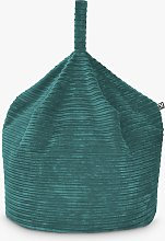 rucomfy Jumbo Cord Medium Handle Bean Bag