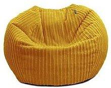 Rucomfy Jumbo Cord Mini Slouch Beanbag